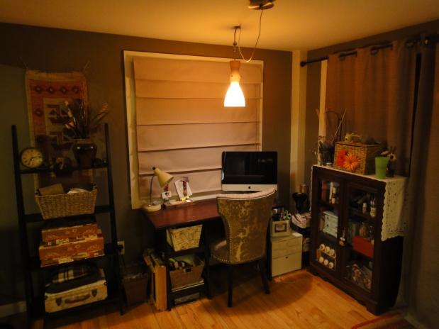 My Little Corner – fitting a studio into a smallspace