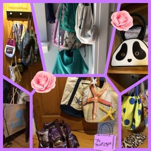Tara's bags ;)